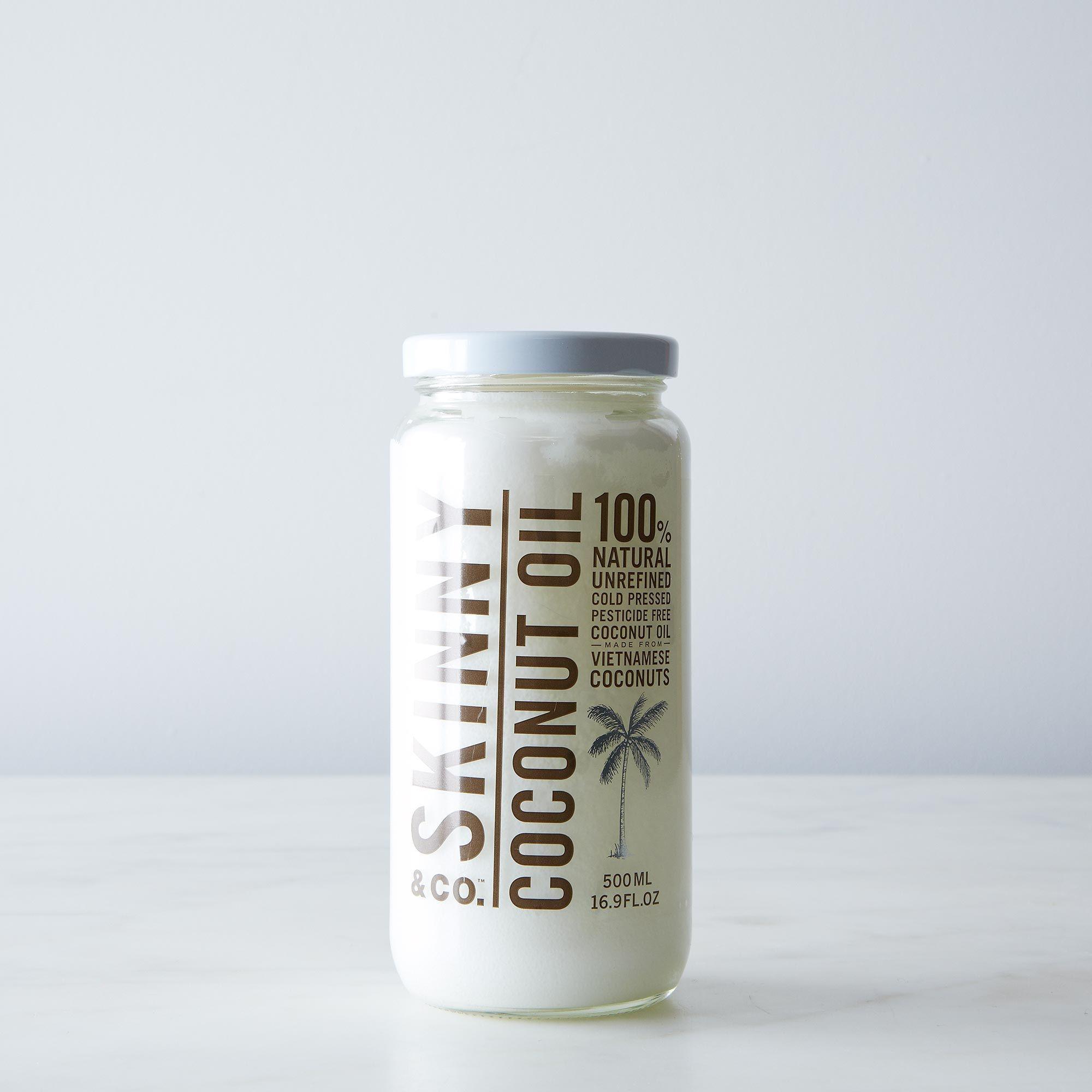 Coconut Oil, Cold-Pressed