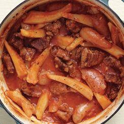 Vermont Winter Beef Stew