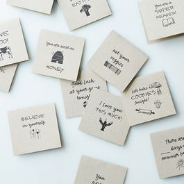 Lunch Love Notes (Set of 40)