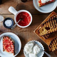 Dinner Tonight: Pan con Tomate with Burrata