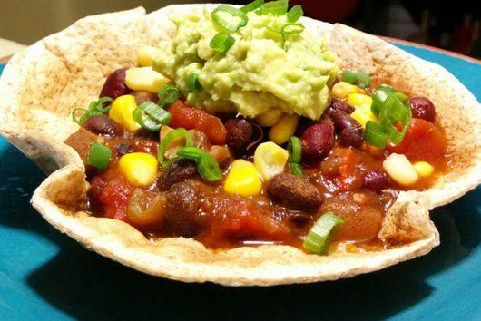 Vegan Bean Chili!