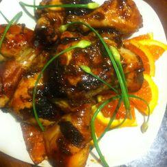 Bella's Chicken for Company