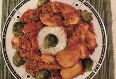 Estofado de Pollo (Peruvian Chicken Stew)