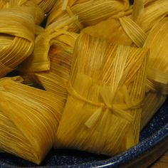 Maplelicious Sweet Tamales with Guajillo-Chocolate Sauce