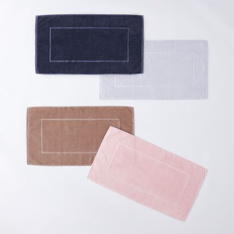Canedo Combed Cotton Bath Mat