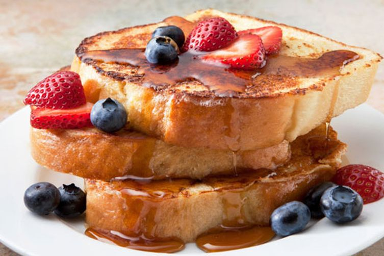 Easy Sweet French Toast Preparation