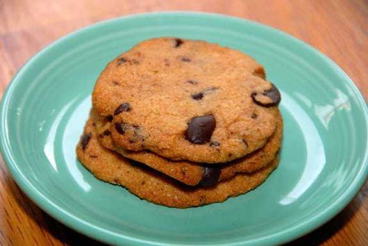 Gluten Free and Vegan Chocolate Chip Cookies