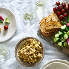Artichoke Dip (Which You Could Make into Tapenade by Adding Capers)
