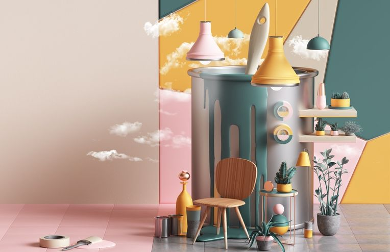 10 Pinterest Home Trends We're Keeping an Eye on in 2019