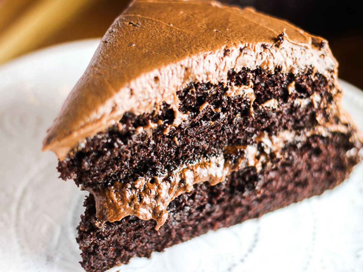 Soft And Fudgy Chocolate Cake With Chocolate Frosting Recipe On Food52
