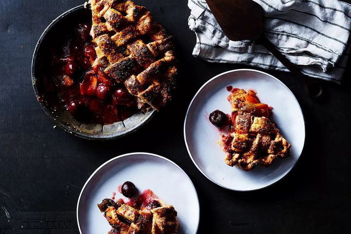 Your Best Dish with Summer Fruit