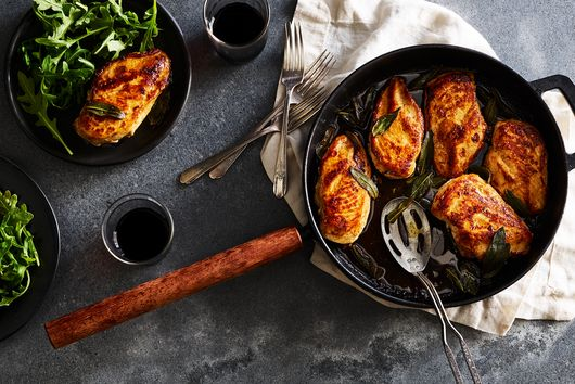 The Absolute Best Way to Cook Chicken Breasts, According to 4 Chefs