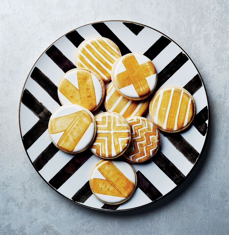 Cookies from Bon Appetit