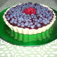 Insanely Berry Tart
