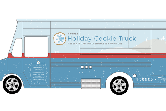 "The Strangest Responses to ""Do You Want a Free Cookie?"" We've Received at the Food52 Cookie Truck"