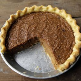 Give Pumpkin A Run For Its Money with This Sweet Potato Pie