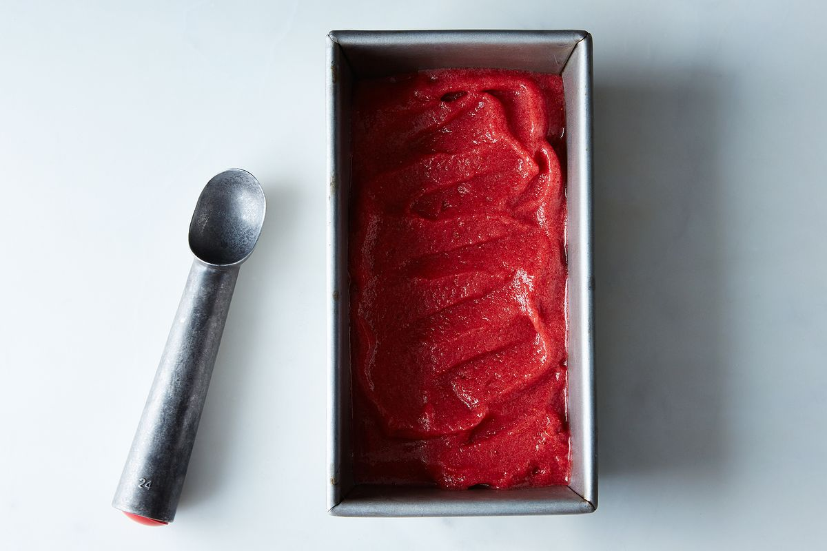 Summer Recipes How To Make Sorbet At Home