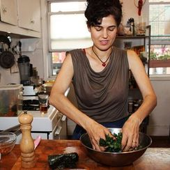 The 5 Cookbooks Louisa Shafia is Cooking from Right Now