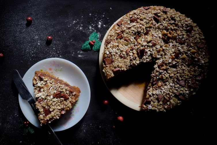 Banana Cake - The Fit Version