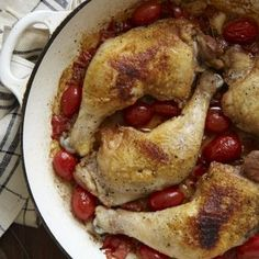 Retro Recipe: Rosy Chicken