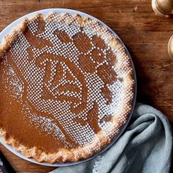 Pumpkin Sugar Pie