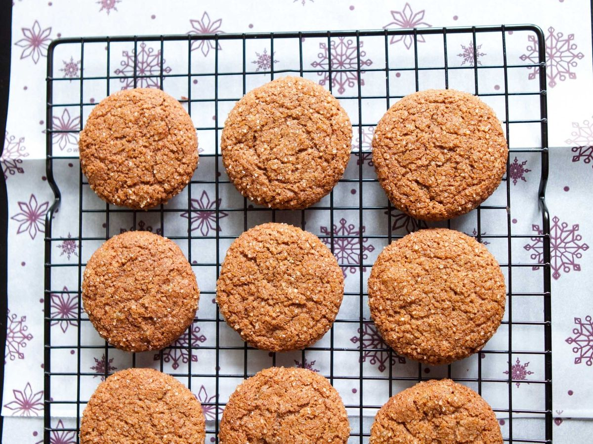 How To Make Whole Wheat Ginger Snaps At Home Threads