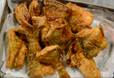 Friday Fried Fish