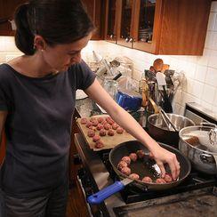 Meatballs Emilia-Romagna with Pasta Sheets