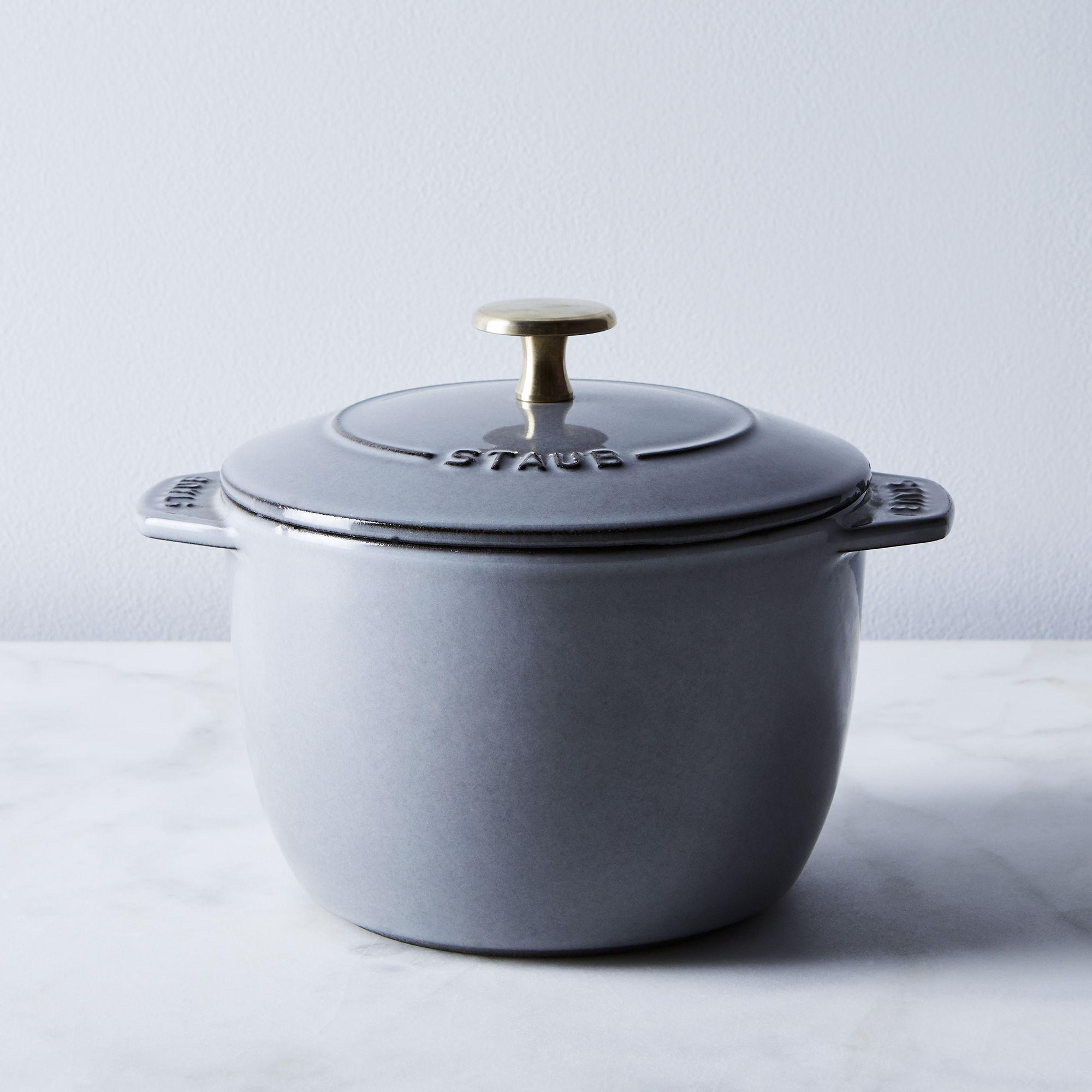 3eb11529 1e73 4886 aeb6 81f176e88b55  2018 0103 staub 1.5quart petite french oven rice cooker graphite brass silo rocky luten 003