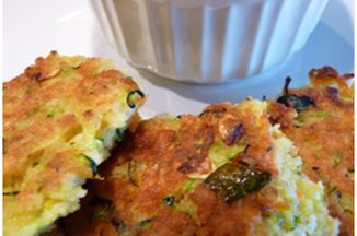 6d95ae58 7ed8 4914 92f6 a8b55522535b  zucchini cakes with creamy sauce