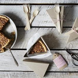 Pie Slice to Go Box Kit