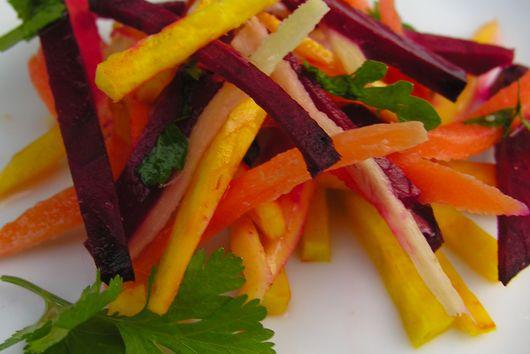 Madras plaid salad, take two