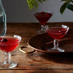 Thank You (Cran)Berry Much: One Knockout Holiday Punch