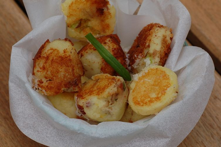 Recipes potato puffs