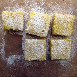 Lucas's Luscious Lemon Bars