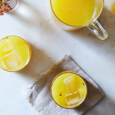 This Tropical Lemonade is Our Official Summer Drink (Vodka Optional)