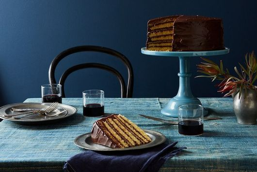 An 8-Layer Wonder + 4 More Cakes from Week 2 of The Fall Cookbook Cake Parade