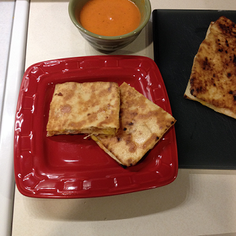 Hot Pepper Jelly Grilled Cheese