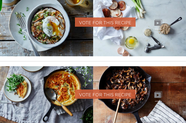 Vote for the Winner of Your Favorite Way to Eat Eggs for Dinner