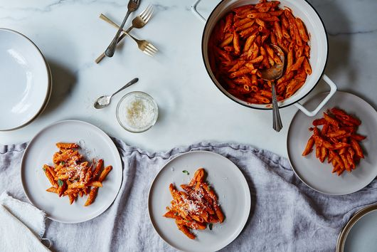 A Genius Technique for the Best Vodka Pasta (And Better Marinara, Too)