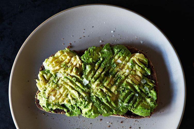 Avocado Toast on Food52
