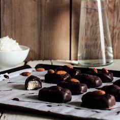 Almond Joy Candy Bars
