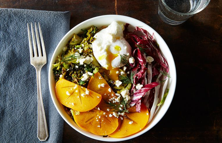 How to Make a Grain Bowl With Whatever's in Your Fridge