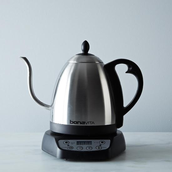 Bonavita Kettle on Food52