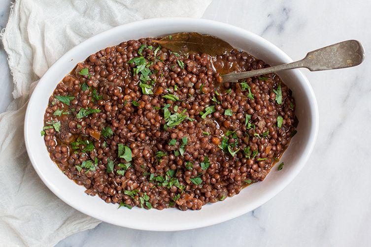 Versatile Lentil Stew