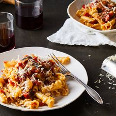 Grilled Vegetable Pasta Sauce