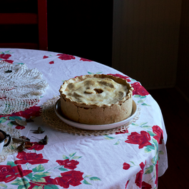 Pork Pie with Hot Water Crust