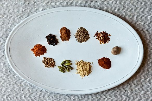 Spices on Food52