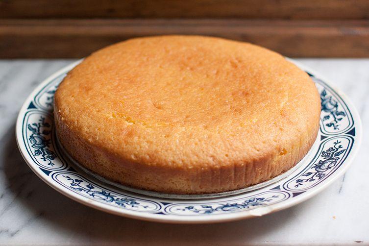 Torta all'Arancia (Orange Cake Inspired by Ada Boni and Marcella Hazan)