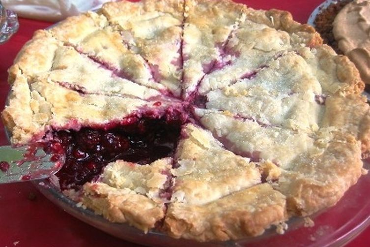 Raspberry-Blackberry Pie-A-Dise